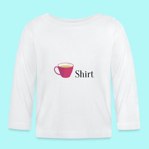 Tea-Shirt - Baby Langarmshirt