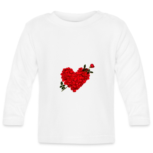 valentine's day - Baby Long Sleeve T-Shirt