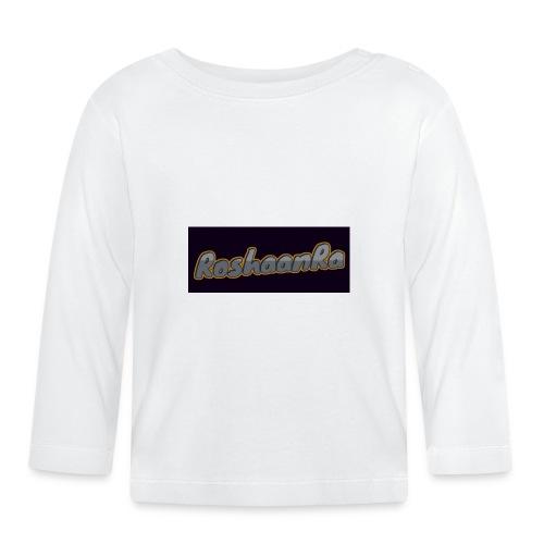 RoshaanRa Tshirt - Baby Long Sleeve T-Shirt