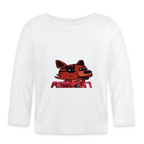 FOXY 147-PUPAZZO - Maglietta a manica lunga per bambini