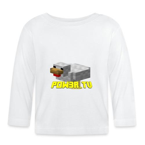 POW3R-PELUCHE - Maglietta a manica lunga per bambini