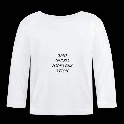 SMB GHT´S OFFICIELLA TEXT - Långärmad T-shirt baby