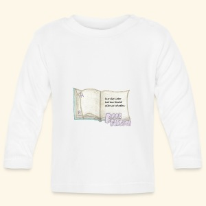 Forest of feelings - Baby Langarmshirt