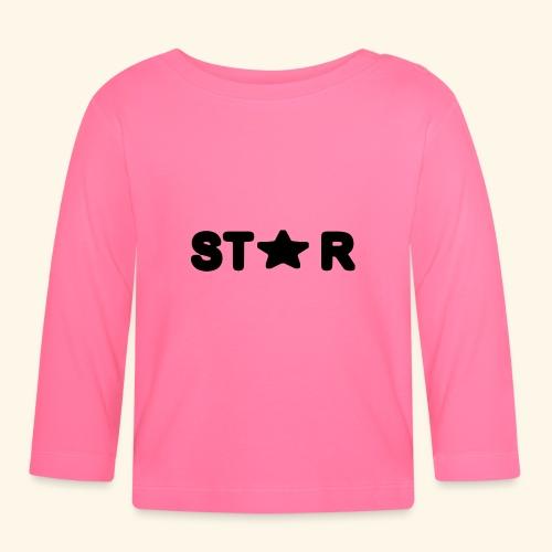 Star of Stars - Baby Long Sleeve T-Shirt