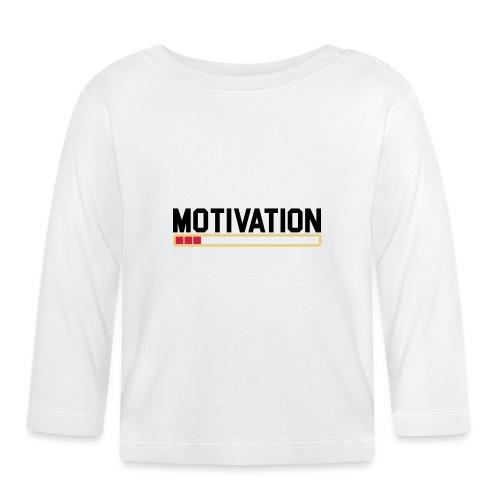 Keine Motivation - Baby Langarmshirt