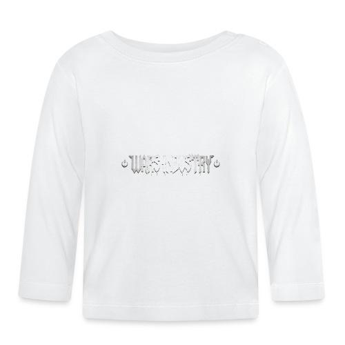 Marchandise blanc - T-shirt manches longues Bébé