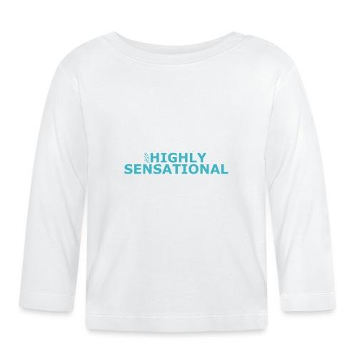 Highly sensational men's t-shirt - Baby Long Sleeve T-Shirt