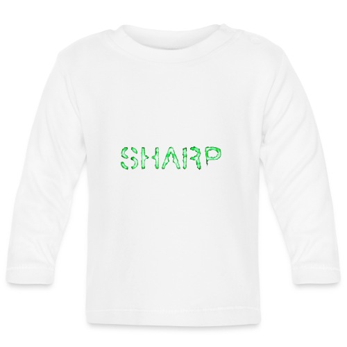 Sharp Clan black mug - Baby Long Sleeve T-Shirt