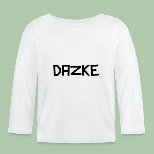 dazke_bunt - Baby Langarmshirt