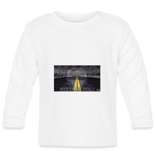 Foto_M-a-s-o_Vol-1 - Maglietta a manica lunga per bambini