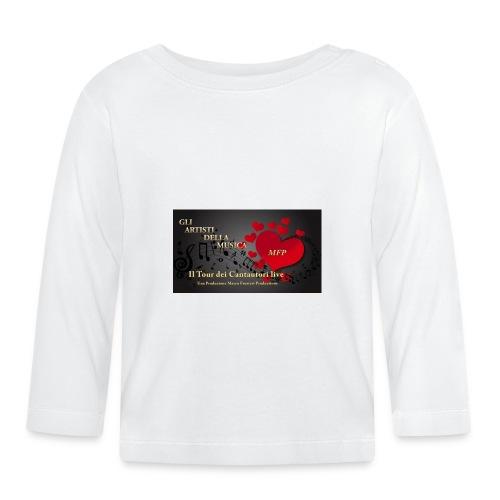 Gli_Artisti_della_Musica-iloveimg-resized - Maglietta a manica lunga per bambini