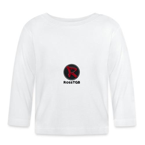 LOGO_SHIRT - Baby Long Sleeve T-Shirt
