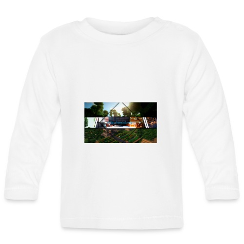 Mein Merch [Sonder Edition] - Baby Langarmshirt