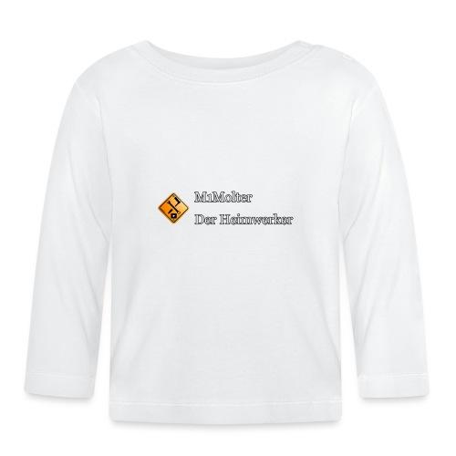 M1Molter - Der Heimwerker - Baby Langarmshirt