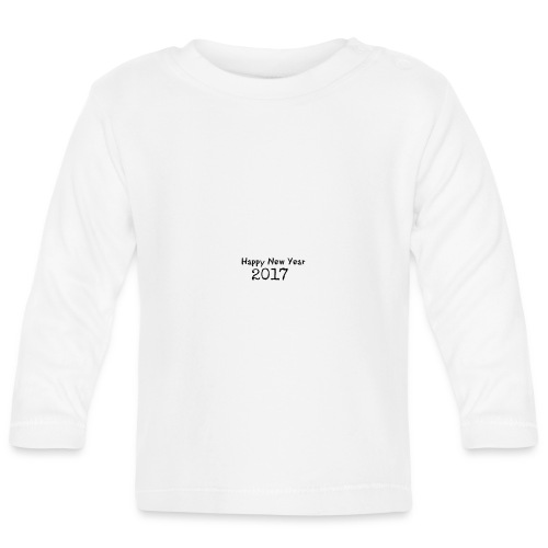 2017 - Baby Long Sleeve T-Shirt