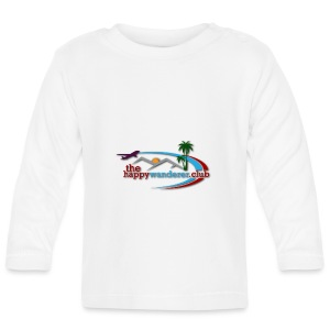 The Happy Wanderer Club Merchandise - Baby Long Sleeve T-Shirt