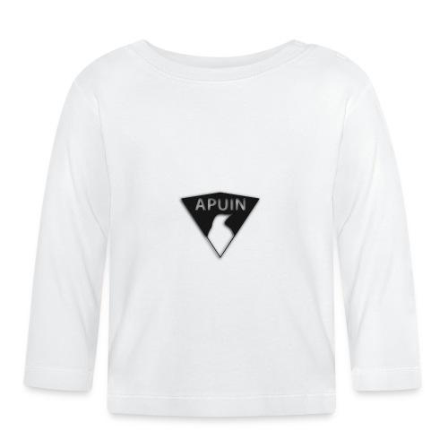 AlienPinguin Merchendise Dark - Baby Langarmshirt