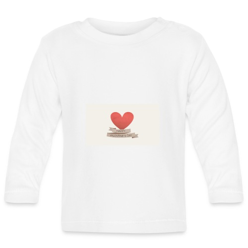 valentines day phone case - Baby Long Sleeve T-Shirt