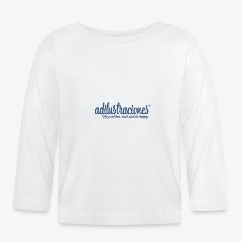 adilustraciones - Camiseta manga larga bebé