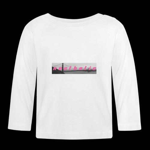 aesthetic_V1 - Baby Langarmshirt