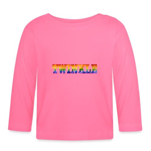 twinkle - Baby Long Sleeve T-Shirt