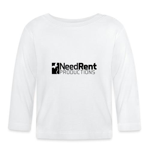 NeedRent Produktions - Langærmet babyshirt