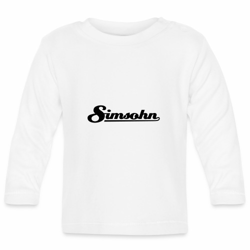 Simsohn Logo - Baby Long Sleeve T-Shirt