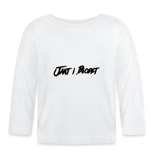 Mössa Jakt I Blodet - Långärmad T-shirt baby