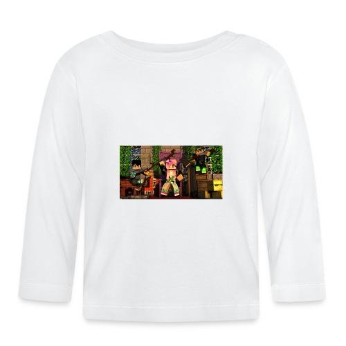 SAMMY&TINA2 - Baby Long Sleeve T-Shirt