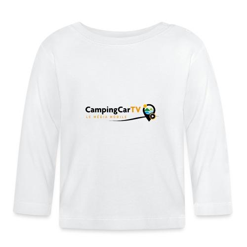 LOGO CCTV - T-shirt manches longues Bébé