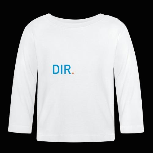 DIR factory PRIVAT - Baby Langarmshirt