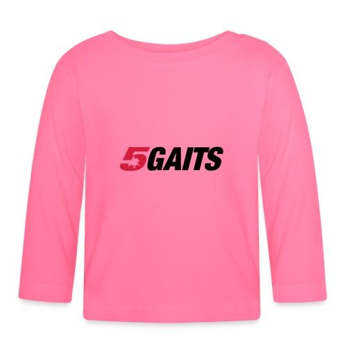 5gaits color - Baby Long Sleeve T-Shirt