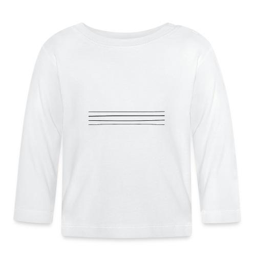 Re-entrant Womens White Tshirt - Baby Long Sleeve T-Shirt