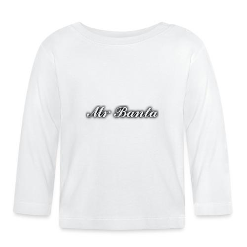 italic banta - Baby Long Sleeve T-Shirt