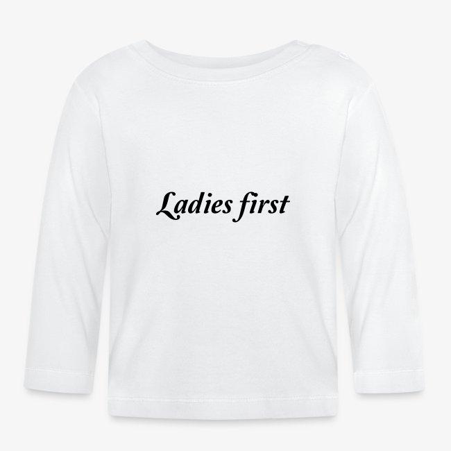 Ladies First