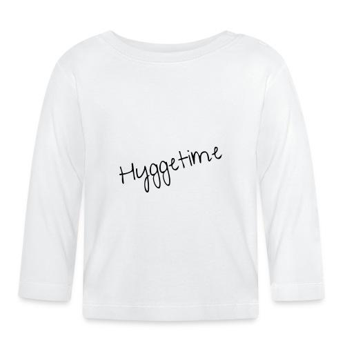 HYGGETIME - Baby Langarmshirt