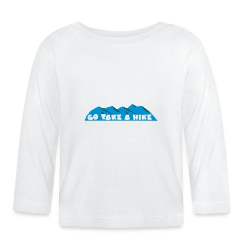 take a hike - T-shirt manches longues Bébé