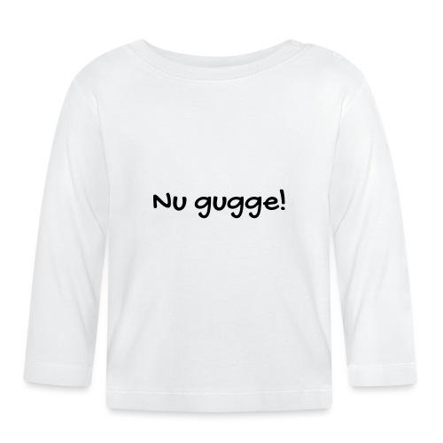 Nu gugge - Baby Langarmshirt