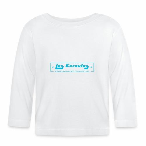 Rocking since 2001 - Blue - T-shirt manches longues Bébé