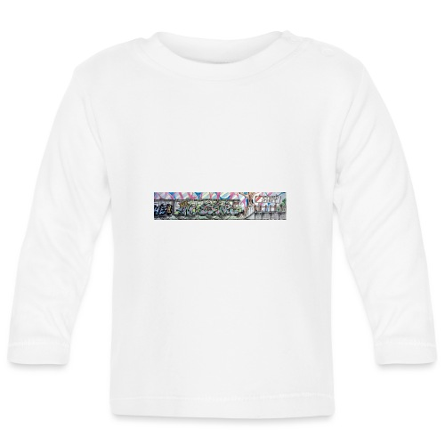 Pye and Fek No Escape - Baby Long Sleeve T-Shirt