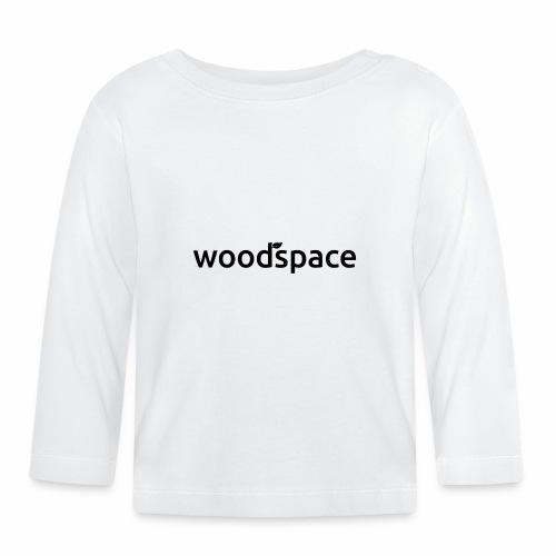 woodspace brand - Koszulka niemowlęca z długim rękawem