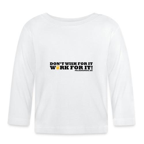 workforitsmal - Långärmad T-shirt baby