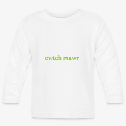 cwtchmawr1 - Baby Long Sleeve T-Shirt