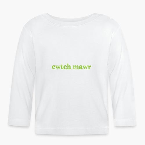 cwtchmawr1 - Baby Long Sleeve T-Shirt