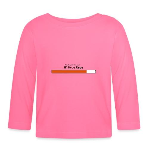 81 de rage - T-shirt manches longues Bébé