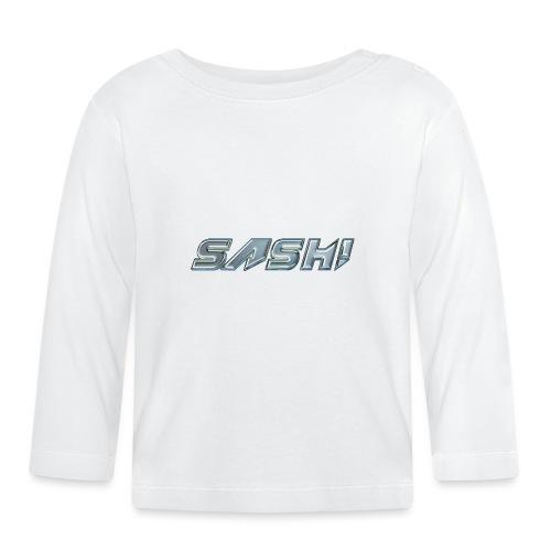 SASH! Logo 1 - Baby Long Sleeve T-Shirt