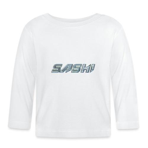 SASH! Logo 2 - Baby Long Sleeve T-Shirt