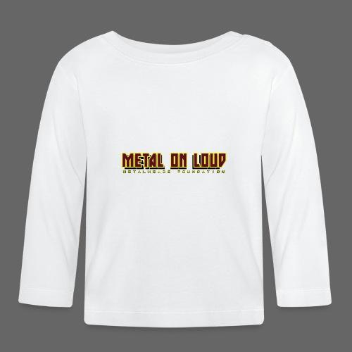 MOL Letter Logo Randy - Baby Long Sleeve T-Shirt