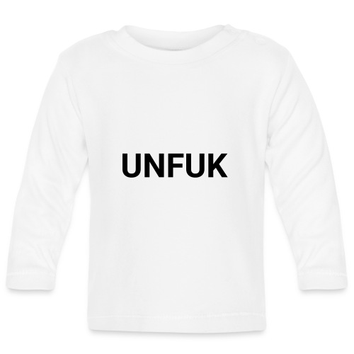 UNFUK - Baby Langarmshirt