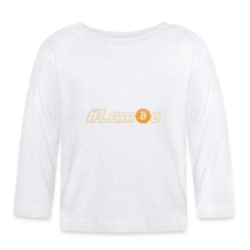 Lambo - option 3 - Baby Long Sleeve T-Shirt